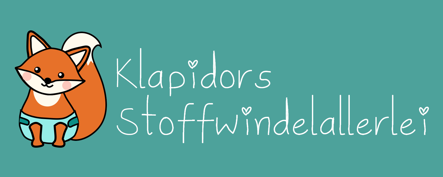 Klapidors Stoffwindelallerlei-Logo